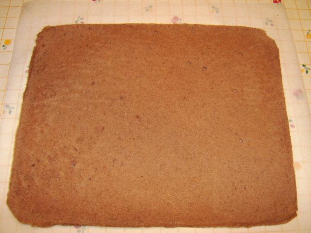 suklaatäytteinen kääretorttu