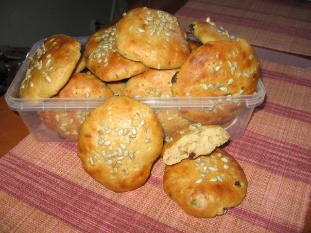 Reseptikuva: Persialaiset leivät 2