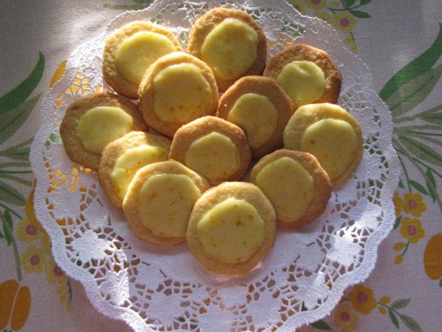 Appelsiini Pikkuleivät