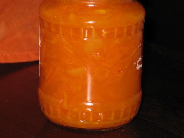 Porkkanamarmelaadi 1