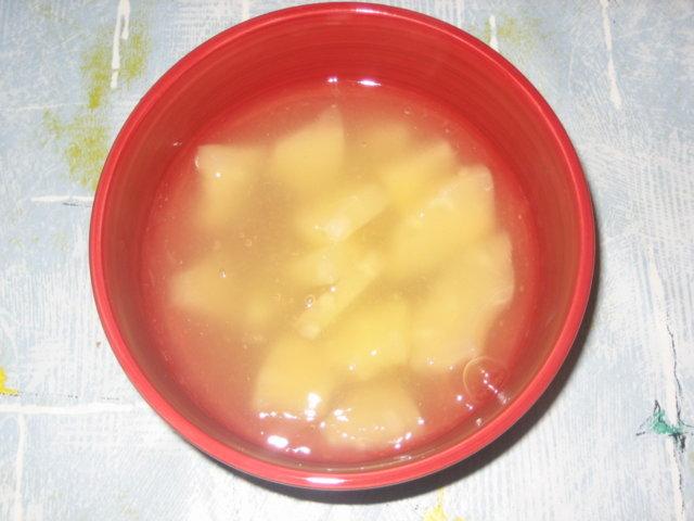 Ananaskiisseli