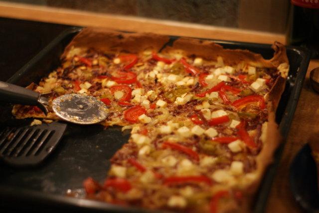 Reseptikuva: 4 erilaista pizzaa 6