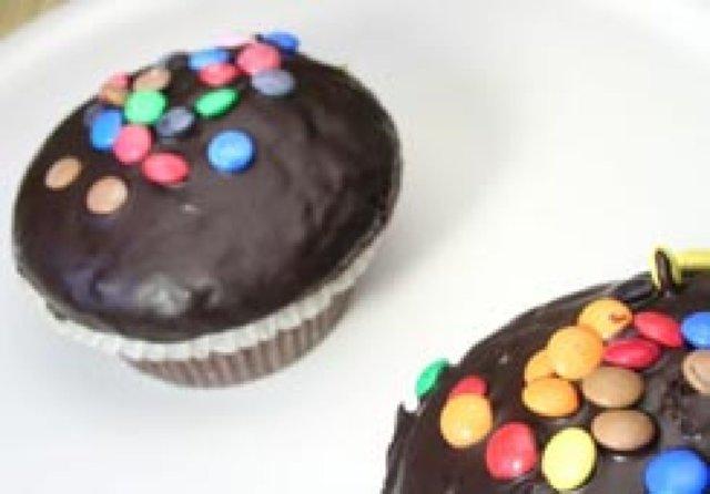 Reseptikuva: suklaa muffinit 1