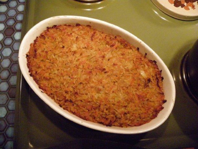 Reseptikuva: Kaali-porkkanalaatikko ( vegaani ) 1