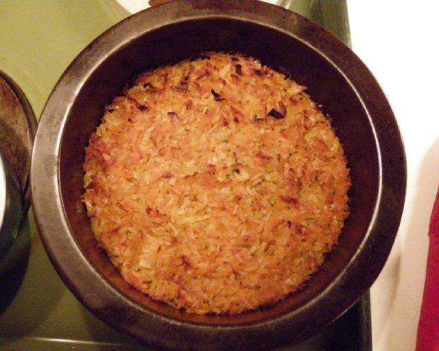 Reseptikuva: Kaali-porkkanalaatikko ( vegaani ) 2