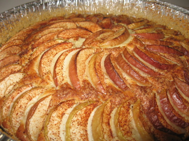 Omenapiirakka 1