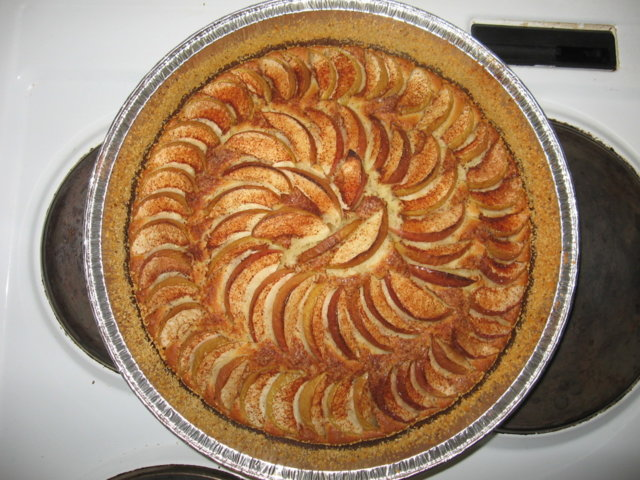 Omenapiirakka 2