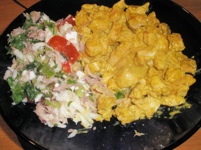 Salaatti illanistujaisiin 3