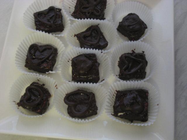 Kisun suklaa leivokset