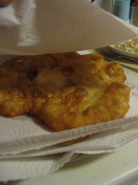 Langoše - paistetut leivät 5