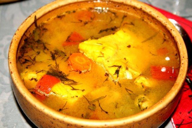 Reseptikuva: Helppo Bouillabaisse (Ranskalainen kalakeitto) 1