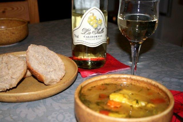 Reseptikuva: Helppo Bouillabaisse (Ranskalainen kalakeitto) 2
