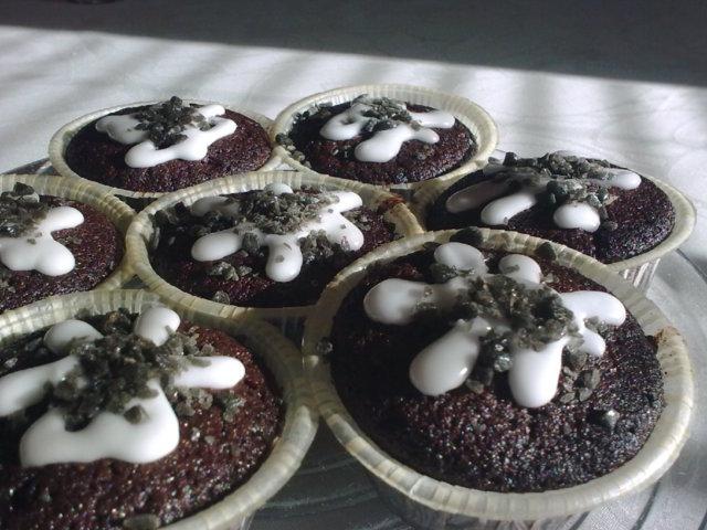 Salmiakki muffinssit 2
