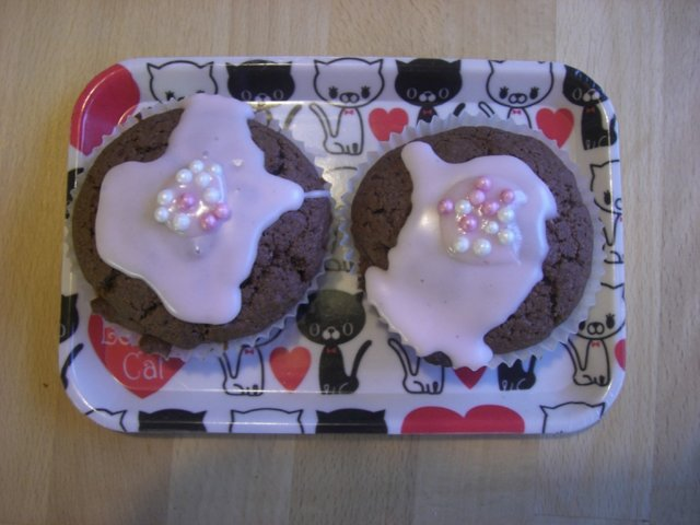 suklaa muffinit 1