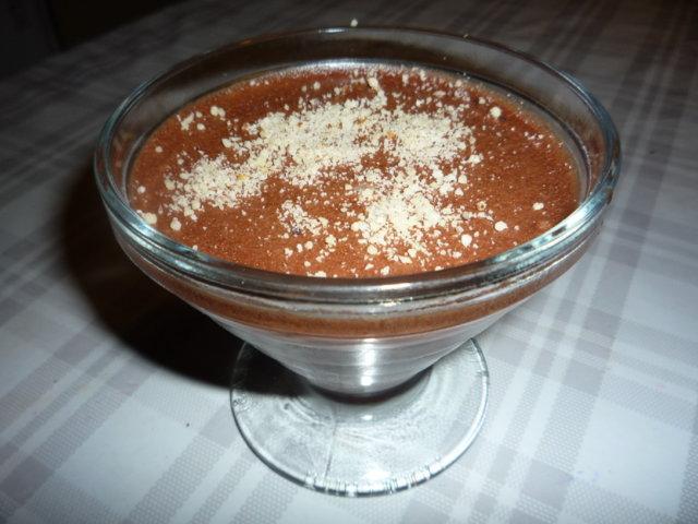 Reseptikuva: Suklaamousse 2