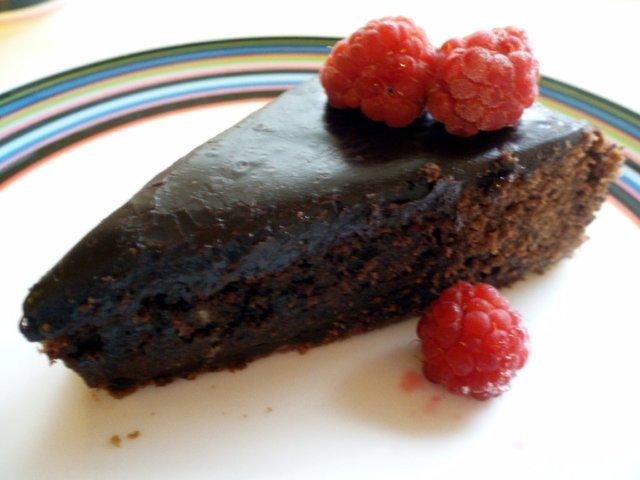 Hollantilainen suklaakakku 1