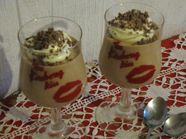 Vaniljainen SuklaaKahviVaahto