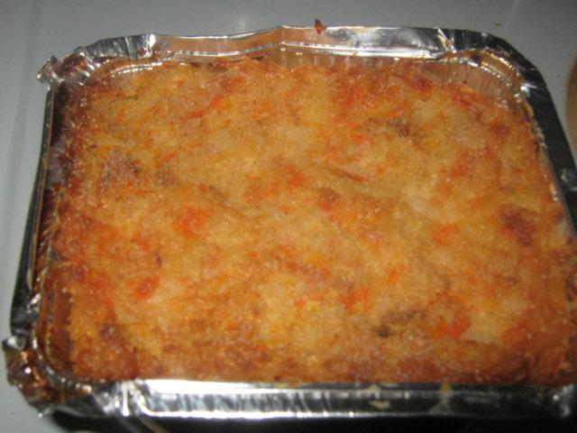 Porkkanalaatikko 2