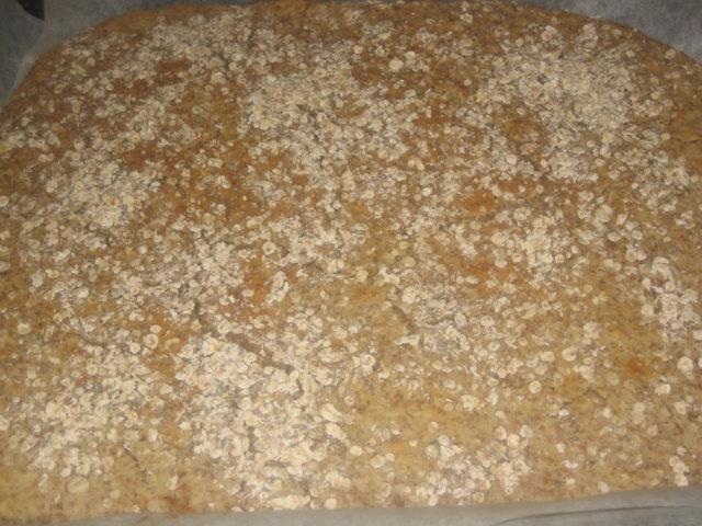 Makean mantelinen peltileipä