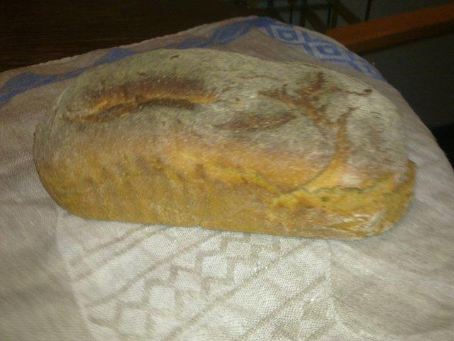 Jouluinen leipä 1