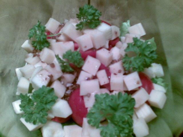 Reseptikuva: Balsamia salaatille 4