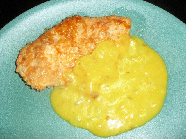 Reseptikuva: Currykastike 1