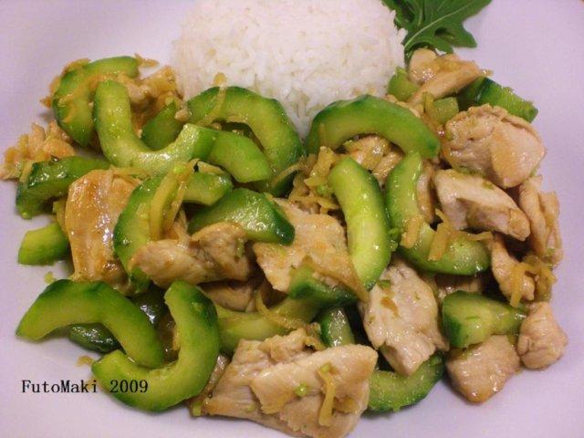 Kana - Kurkku Wok