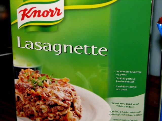 Reseptikuva: Tomaattinen Lasagnette 4
