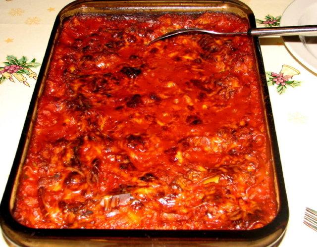 Reseptikuva: Tomaattinen Lasagnette 8
