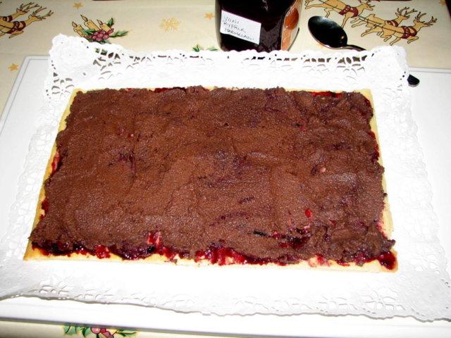 Reseptikuva: SuklaaRaitakakku tai Leivokset 4