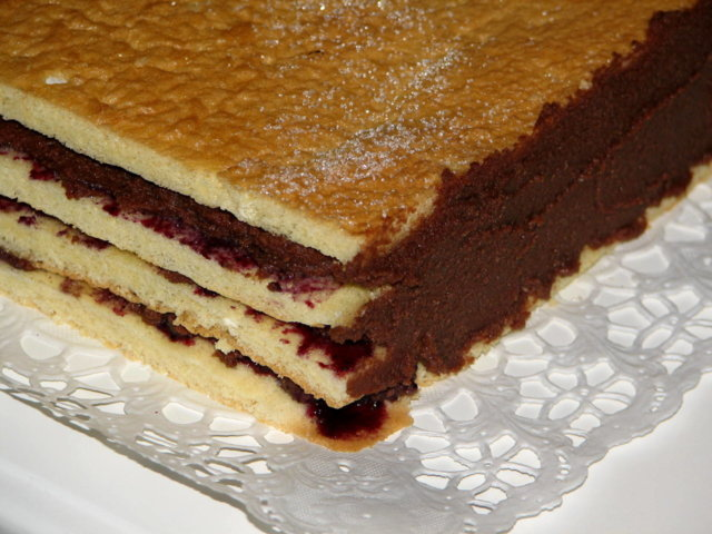 Reseptikuva: SuklaaRaitakakku tai Leivokset 6