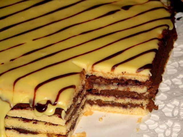 Reseptikuva: SuklaaRaitakakku tai Leivokset 11