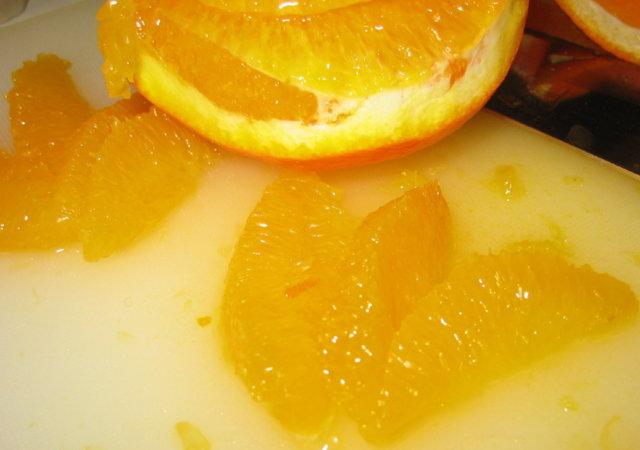 Appelsiinivanukas (Pudding)