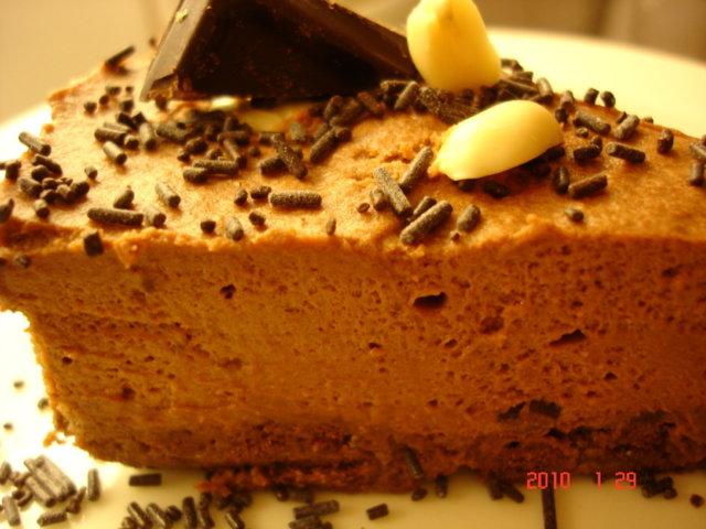 Suklaa-TuoreJuustoKakku