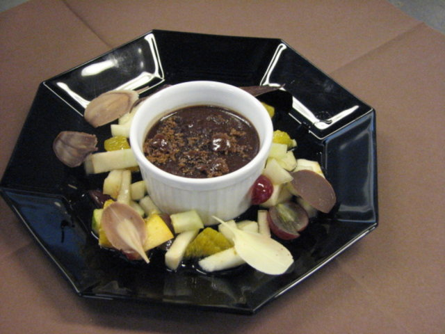 Reseptikuva: suklaa-créme brûlée 1