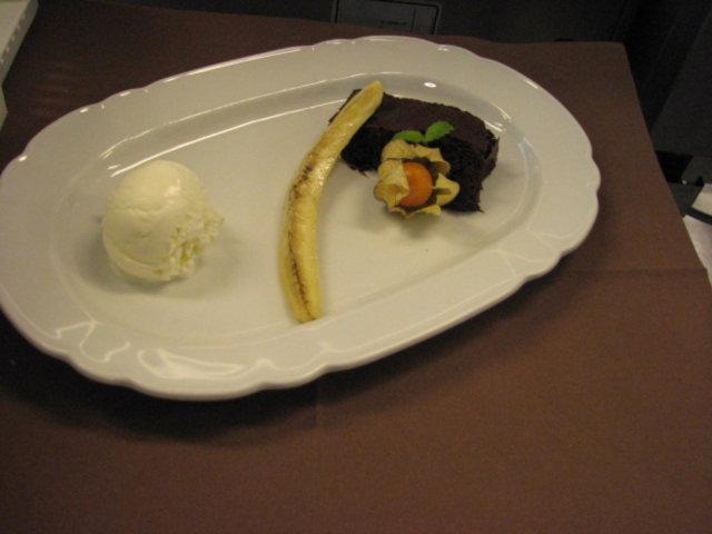 Reseptikuva: Banaani suklaakakku 1