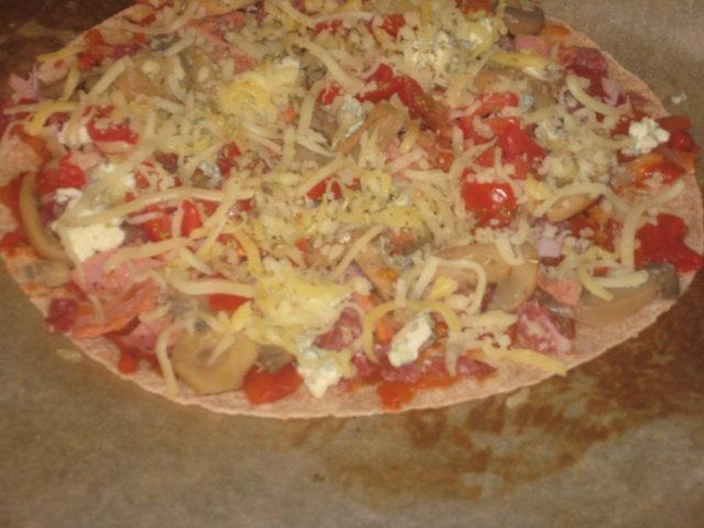 Reseptikuva: Pizza 2
