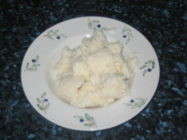 Reseptikuva: Riisipuuro 1