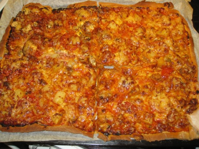 Reseptikuva: Taivallammen Pizza 6