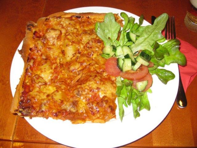 Reseptikuva: Taivallammen Pizza 1