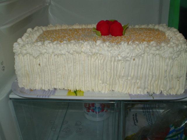 Reseptikuva: 50-vuotis kakku 1