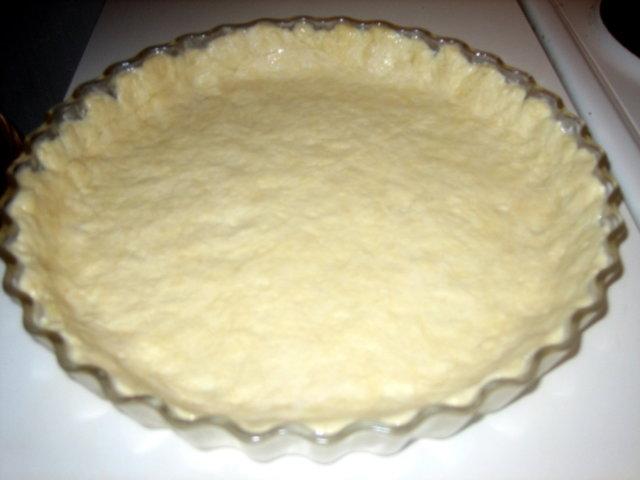 Reseptikuva: Kielenvievä juusto-kinkkupiiras 5