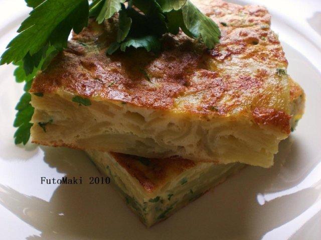 Reseptikuva: Tortilla Española 1