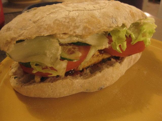 Maukkaat Tofuburgerit 1