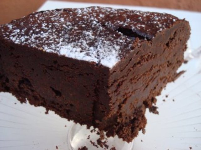 Tahmea SuklaaKakku 1