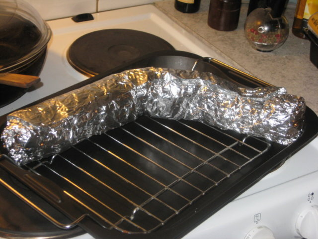 Itse tehty kebab