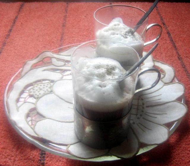 chai latte reseptit. Black Bedroom Furniture Sets. Home Design Ideas