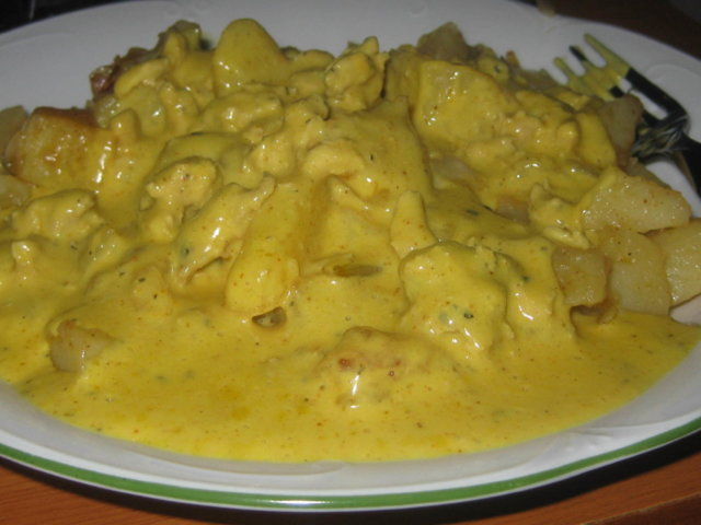 Currykastike