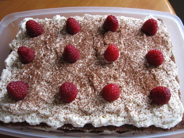 """""""Tiramisu""""-kakku"""