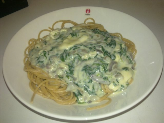 Kippari Kallen pasta